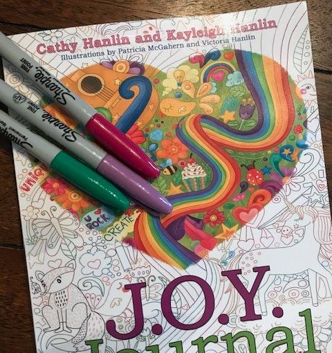 J.O.Y. Journal by Cathy Hanlin & KayleighHanlin