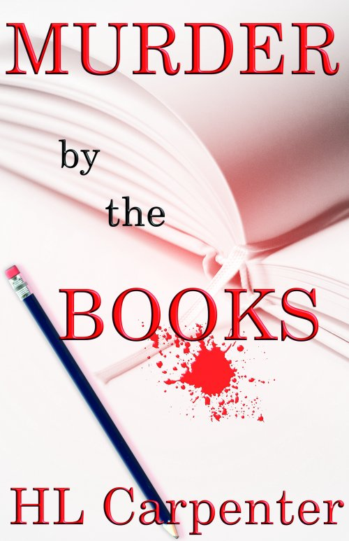 Murder by the Books HL Carpenter digital cover