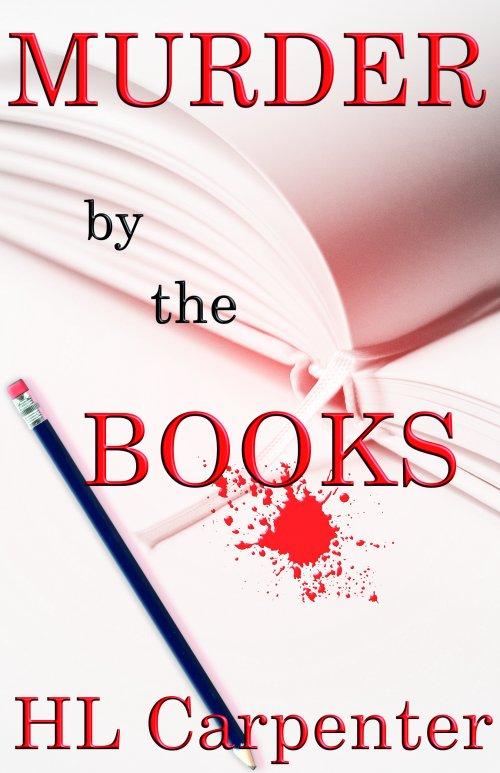 Murder by the Books HL Carpenter digital cover